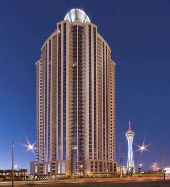 Allure High Rise in Las Vegas