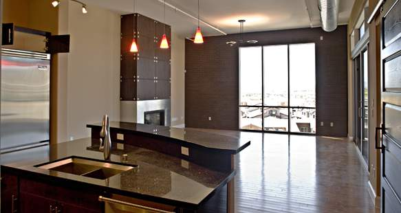 C2 Lofts high rise las vegas
