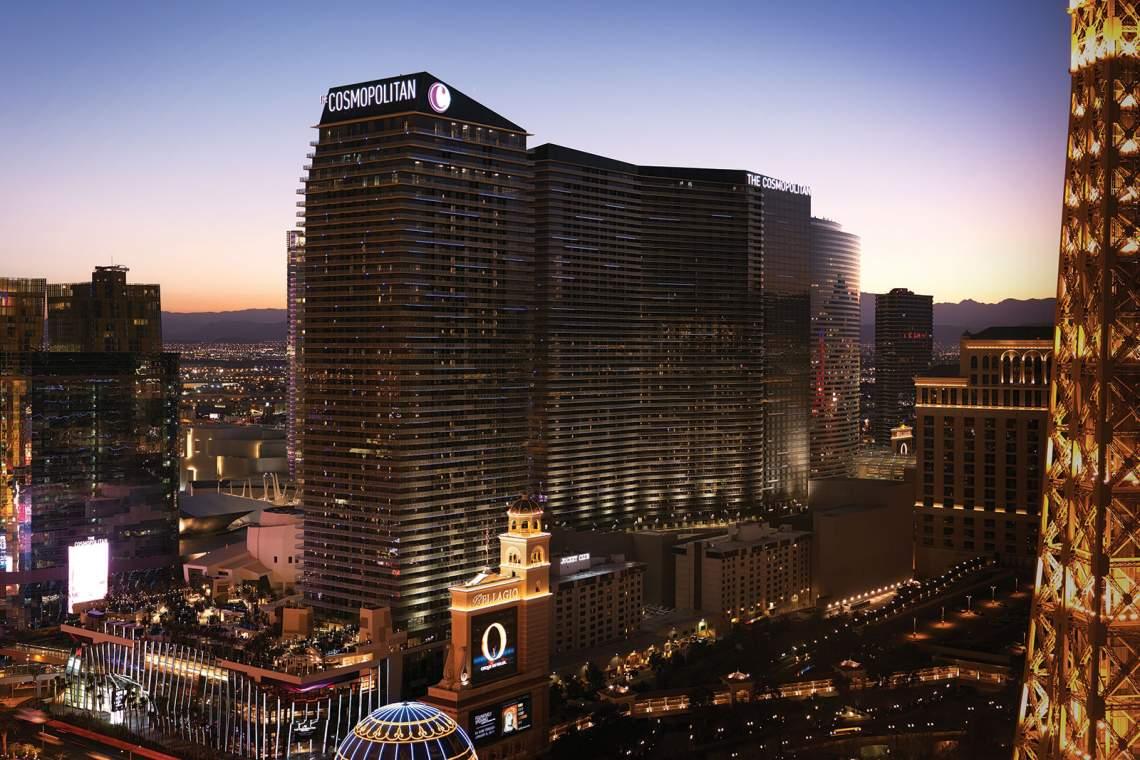 The Cosmopolitan Las Vegas High Rise