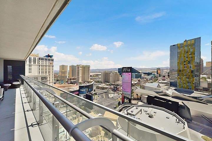 The Cosmopolitan High Rise in Las Vegas