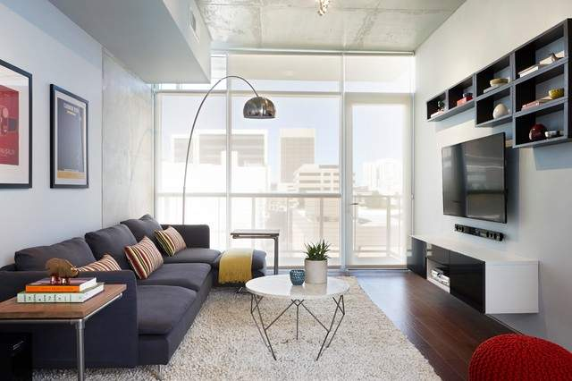 Juhl Lofts Las Vegas High Rise