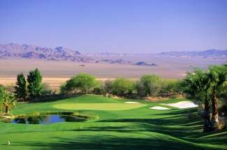 Las Vegas Golf Course Living