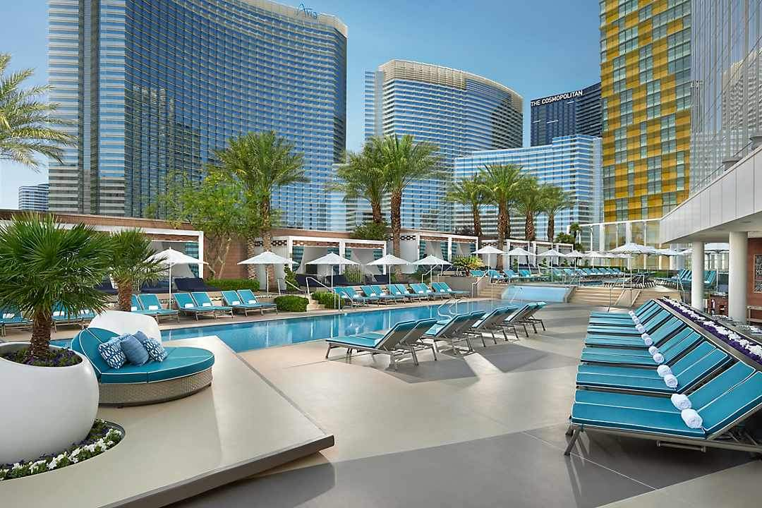 Waldorf Astoria High Rise in Las Vegas