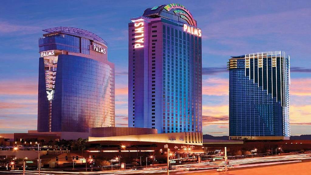 Palms Place Las Vegas High Rise