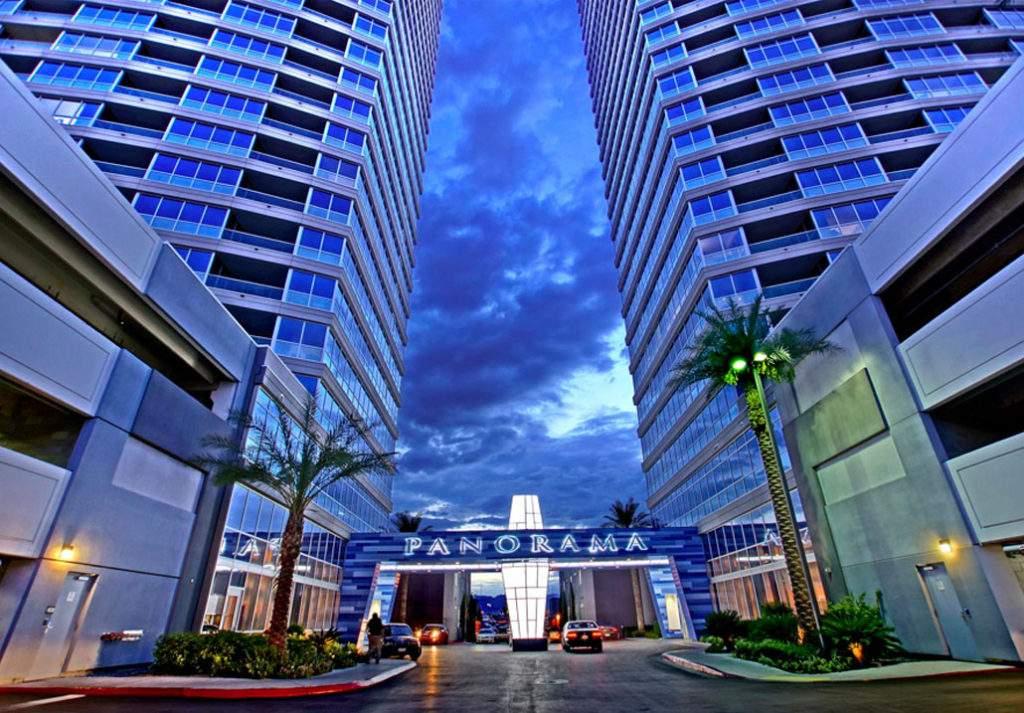 Panorama Towers High Rise in Las Vegas