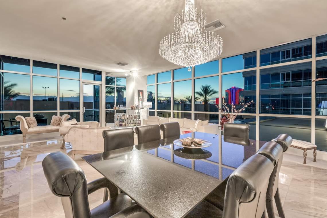 Park Towers High Rise Las Vegas