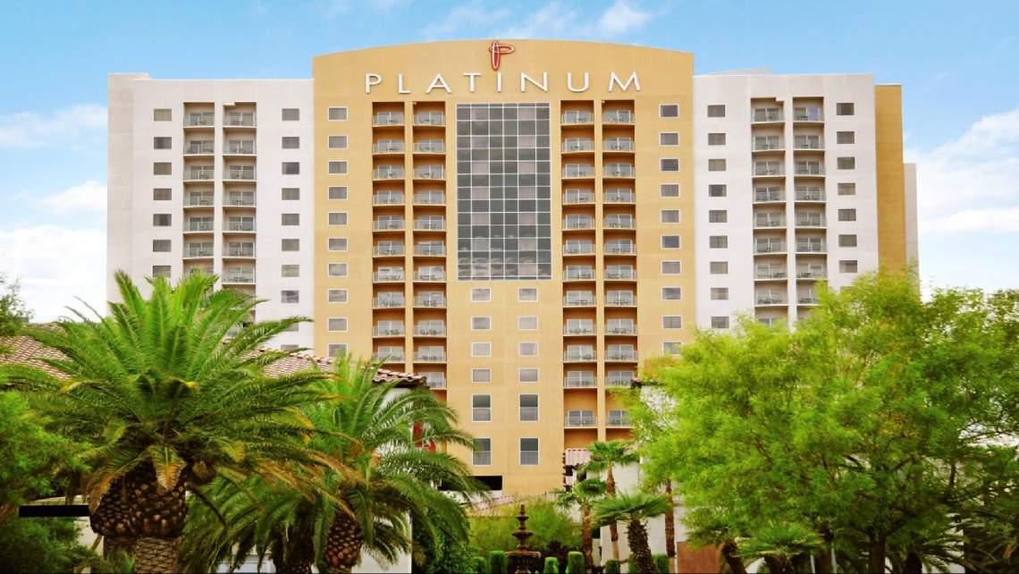 Platinum Resort high rise las vegas