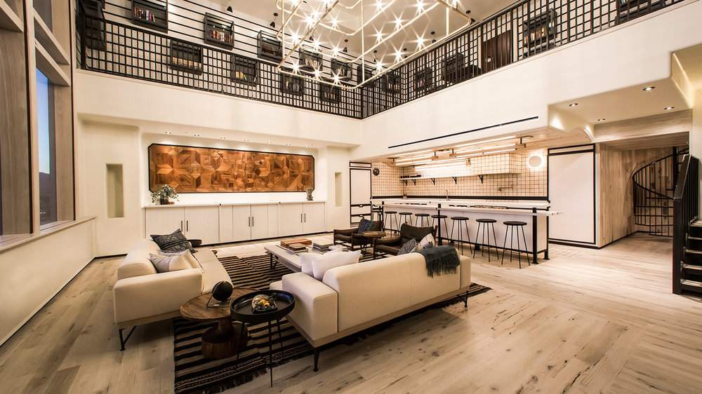 Soho Lofts High Rise in Las Vegas
