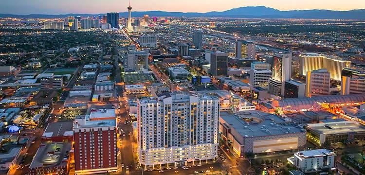 The Ogden High Rise Las Vegas