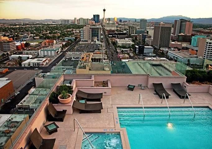 The Ogden Las Vegas High Rise