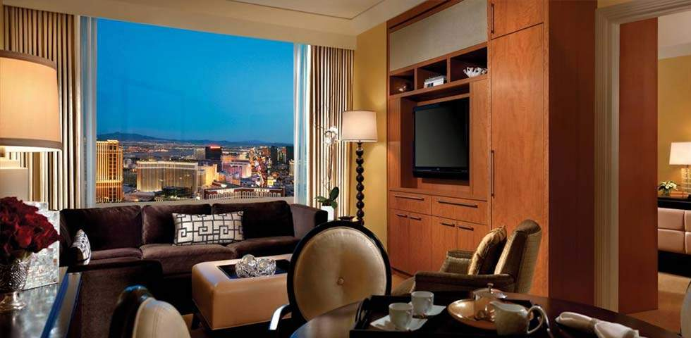 Trump Tower High Rise in Las Vegas