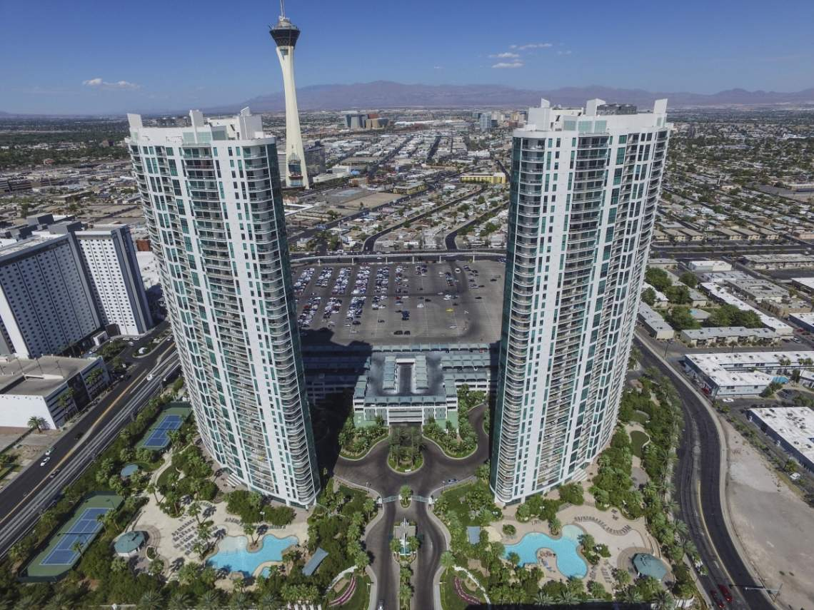 Turnberry Towers High Rise Las Vegas